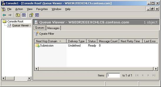 ExchangeInbox com - Understanding Exchange 2007 Queues