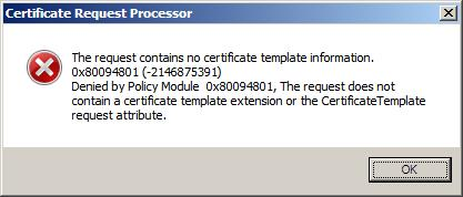 Exchangeinbox replacing the exchange 2007 self signed request error yelopaper Choice Image