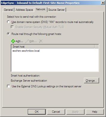 Smart Host Configuration