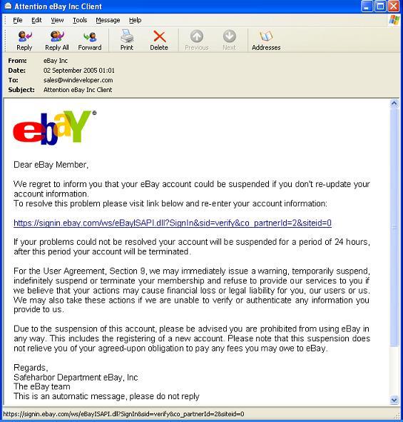 Exchangeinbox Com Inside Phishing